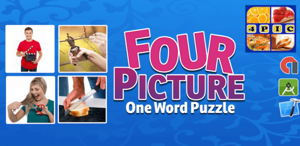 Four Pic One Word Puzzle
