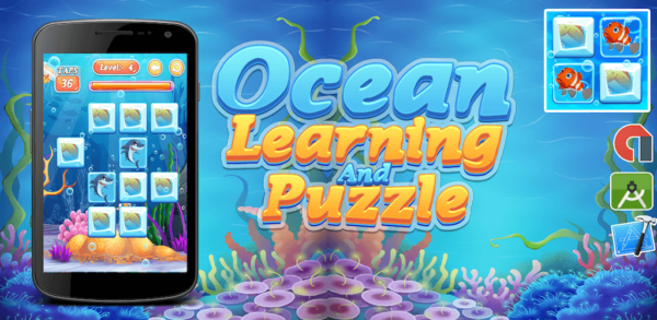 Ocean Learning Puzzle