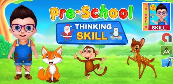 Preschool Thinking Puzzle