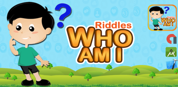 Riddle Who Am I