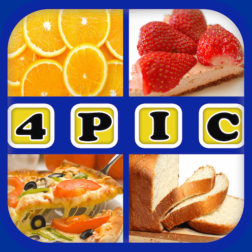 4 Pic 1 Word Trivia Puzzle Game For Android & IOS - 4 Pic 1 Word Trivia Puzzle