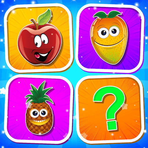 Match Pair With Learning Kids Game For Android & IOS - Match Pair With Learning