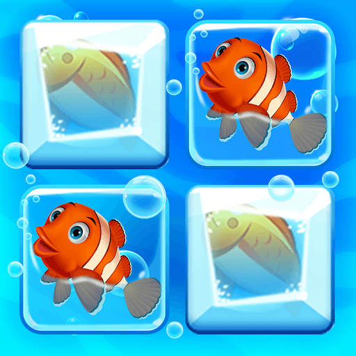 Ocean Learning With Match Game for Android and IOS - Ocean Learning With Match