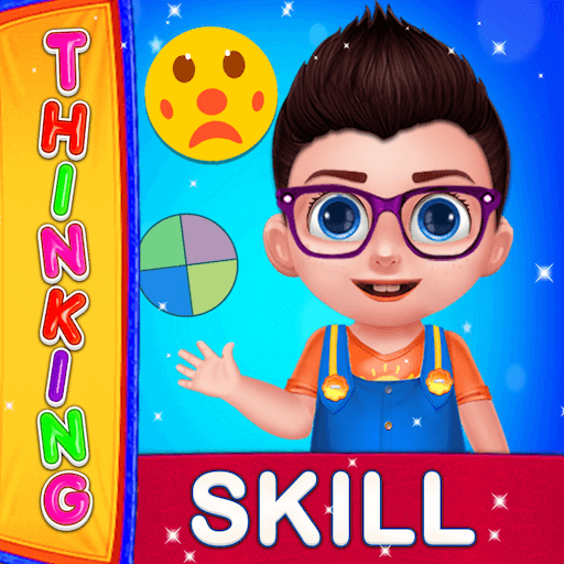 Preschool Thinking Skill Puzzle Game For Android & IOS - Pre School Thinking Skill