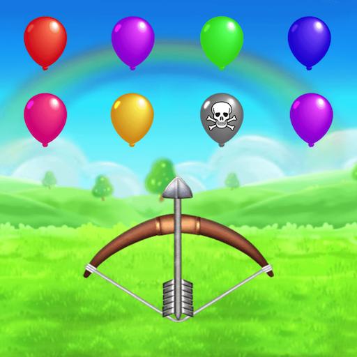 Archery Balloon Shoot + Ready For Publish + Android & IOS Game - Archery Balloon Shoot Adventure
