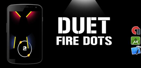 Duet Fire Dots Puzzle