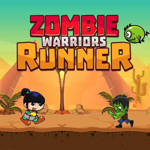 Zombies Warrior Runner + Endless Runner Game - Zombies Warrior Runner