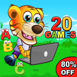 Special Education Bundle Offer: 20 Android Games – 80% OFF NOW! - Special 20 Games Android Bundle