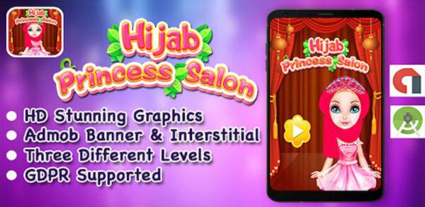 Hijab Princess Salon