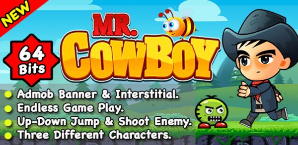 CowBoy Runner Adventure