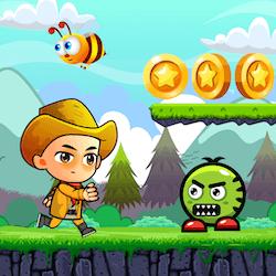 CowBoy Runner Adventure + Endless Run + Ready For Publish - Mr CowBoy Runner Adventure