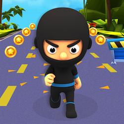 Ninja Rider Endless Run + Ready For Publish - Ninja Ridder Endless Run