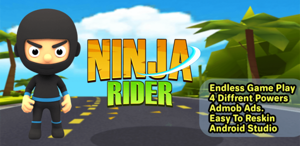 Ninja Ridder Endless Run