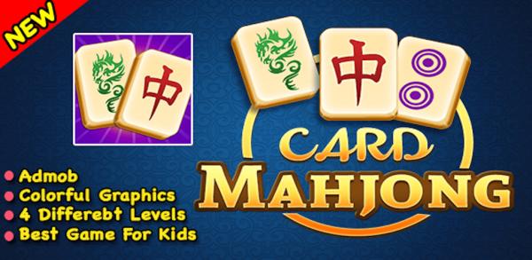 Card Mahjong Puzzle Game