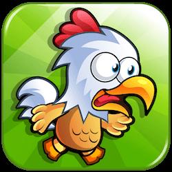 Chicken Run Endless Runner Adventure Game + Ready For Publish - Endless Chicken Runner Adventure Game
