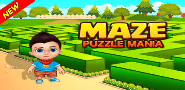 Maze Puzzle Mania