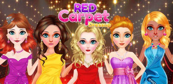 RedCarpet DressUp Game
