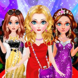 RedCarpet DressUp Game + Top DressUp Game + Ready For Publish - RedCarpet DressUp Game For Girls