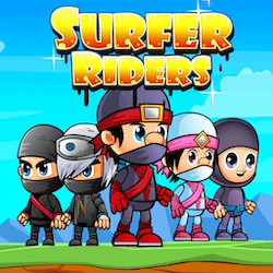 Surfer Riders Adventure Game For Kids and Adults + Ready For Publish - Surfer Riders Adventure Game For Kids & Adult