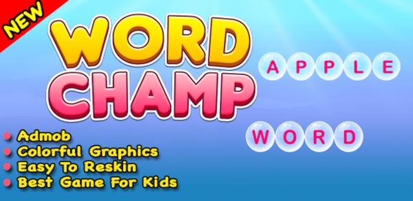Word Champ Education Game