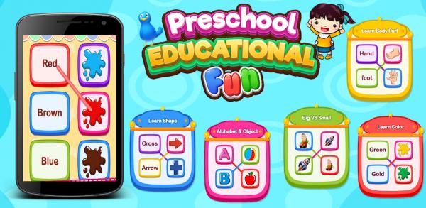 Preschool Education Fun