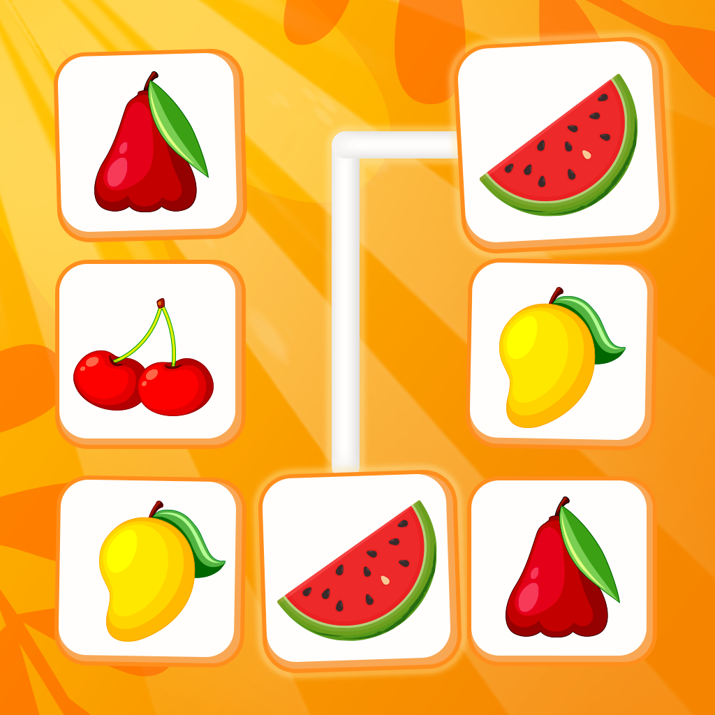 Fruit Line Connect + Top Puzzle Game + Ready For Publish - Fruit Line Connect Puzzle Game Adventure